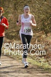 Chiropractor Catherine completes a half marathon