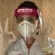 Cheltenham Chiropractor Catherine Owers in PPE