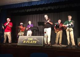 The Bflats - Cheltenham Ukelele band